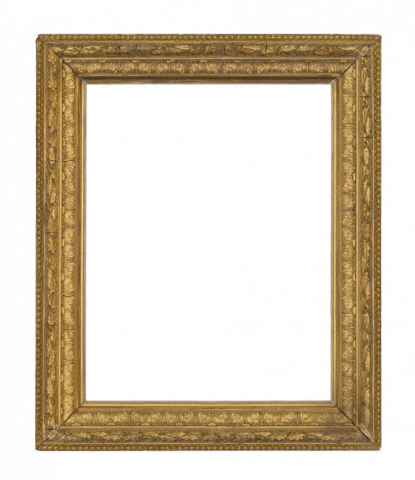 American 19th Century Composition Continuous Frame