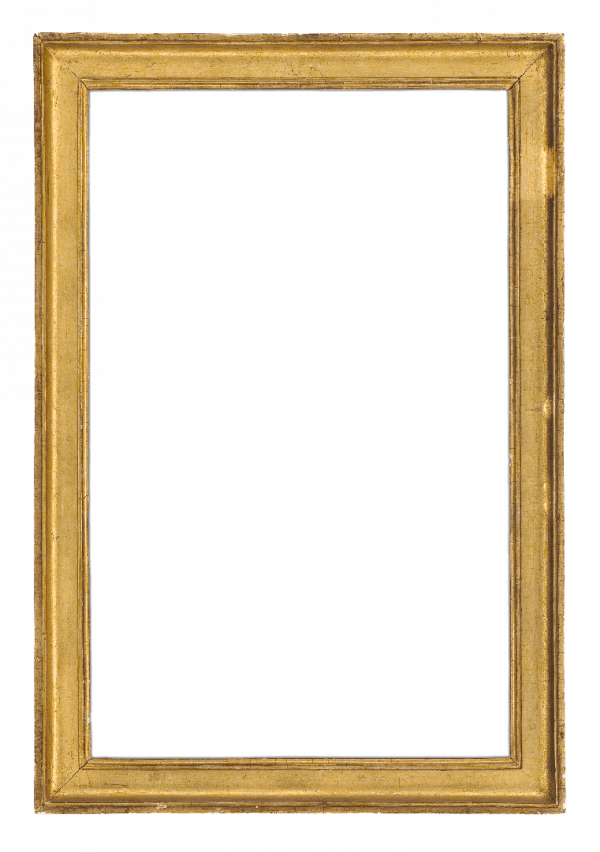 French 19th Century Cove Frame