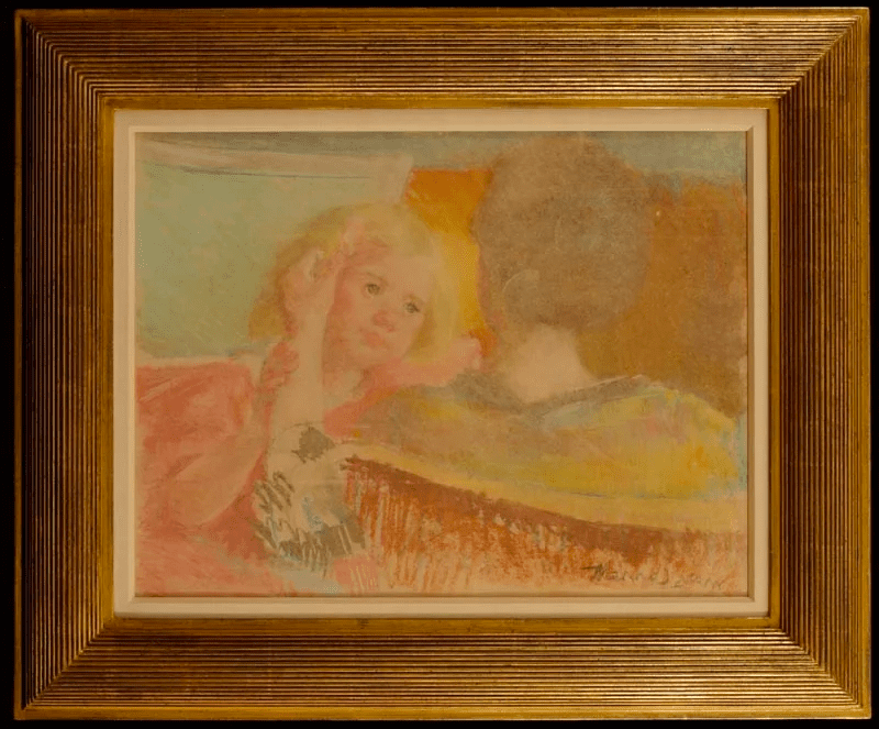 Marc Rosen Fine Art The Framing of the Counterproofs of Mary Cassatt
